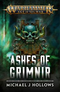 Ashes of Grimnir cover