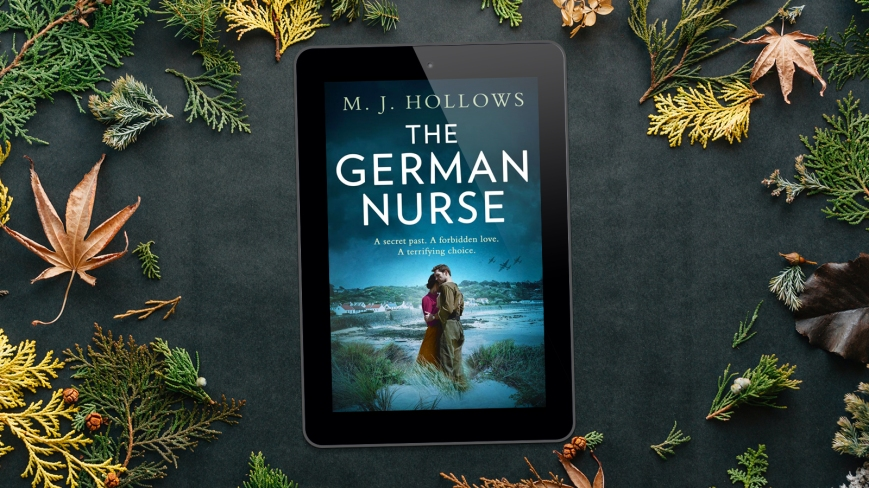 The German Nurse Front Cover